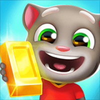 Talking Tom Gold Run Online Jogar